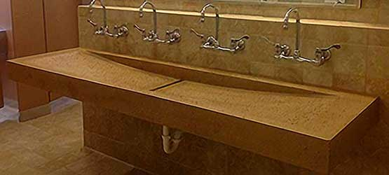 Original Trough Sinks