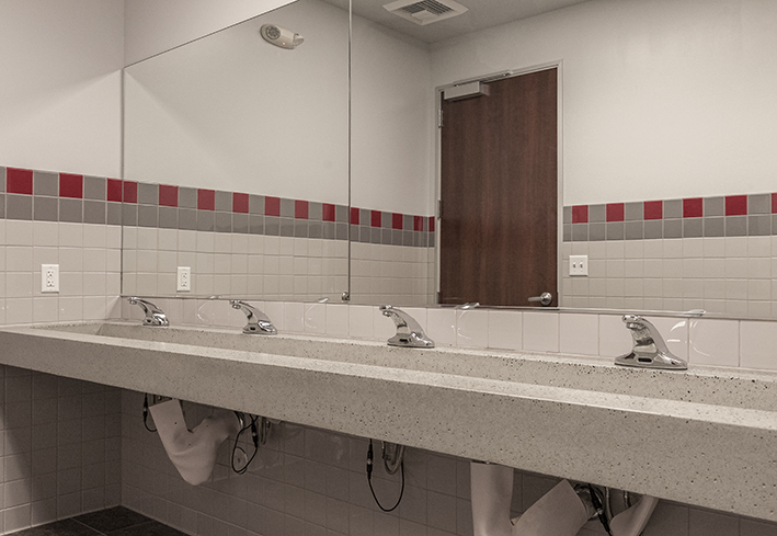Custom trough sinks for commercial and residential - Commercial trough sinks for bathrooms ...